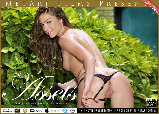 Lily C: Assets, by Leonardo, MetArt HD erotic movie review