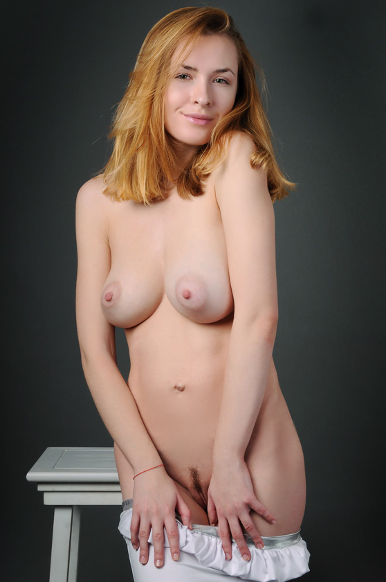 Surime A: Presenting, by Koido, busty, 19-year-old, nude newcomer
