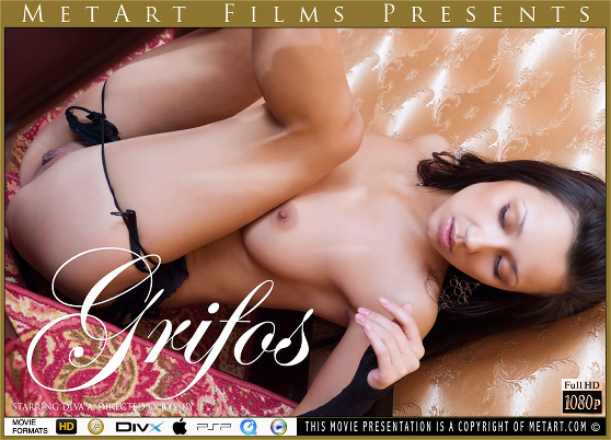 Diva A: Grifos, by Rylsky, MetArt HD erotic movie