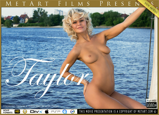 Taylor A: Presenting, by Alex Iskan, MetArt HD erotic movie