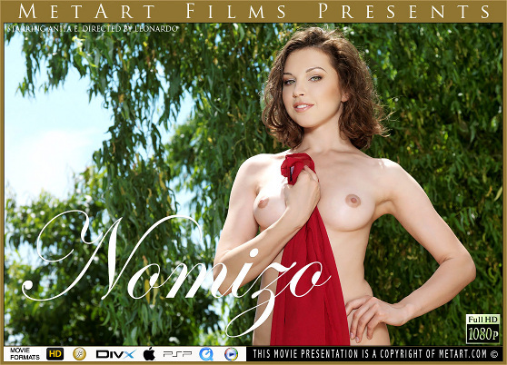 Anita E: Nomizo, by Leonardo, MetArt HD erotic movie
