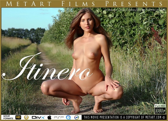 Lana L: Itinero, by Platon Averin, MetArt HD erotic movie