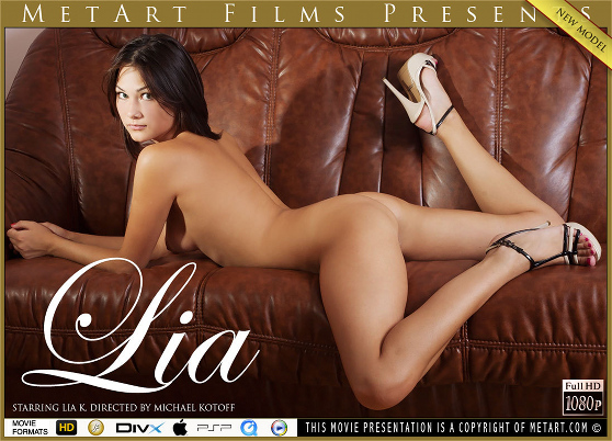 Lia K: Presenting, by Michael Kotoff, MetArt HD erotic movie