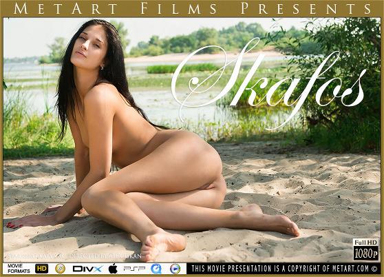 Katya AC: Skafos, by Alex Iskan, MetArt HD erotic movie