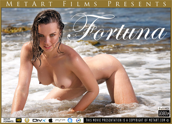 Anita E: Fortuna, by Luca Helios, MetArt HD erotic movie