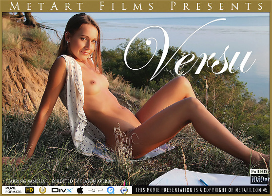 Vanessa H: Versu, by Platon Averin, MetArt HD erotic movie