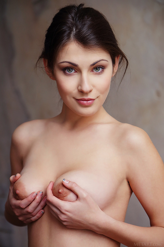 Marga A: Presenting, by Arkisi, first nudes of a new MetArt model