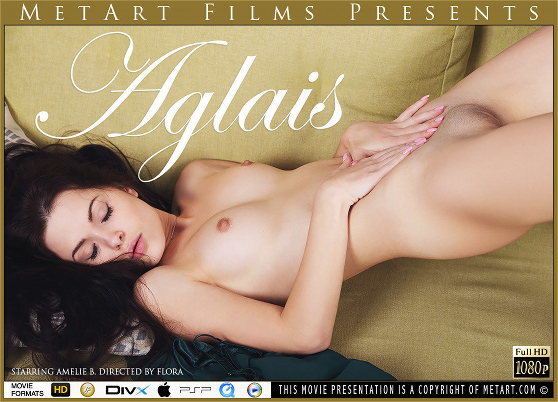 Amelie B: Aglais, by Flora, Metart HD erotic movie