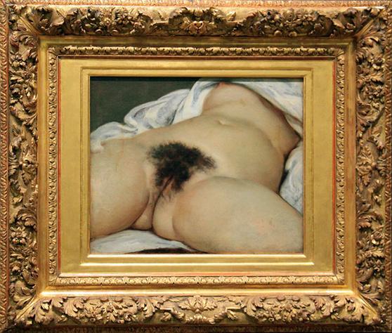 "Gustave Courbet's ""L'origine du monde"" (1866)"