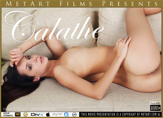 Gillian B: Calanthe, by Flora, Metart HD erotic movie